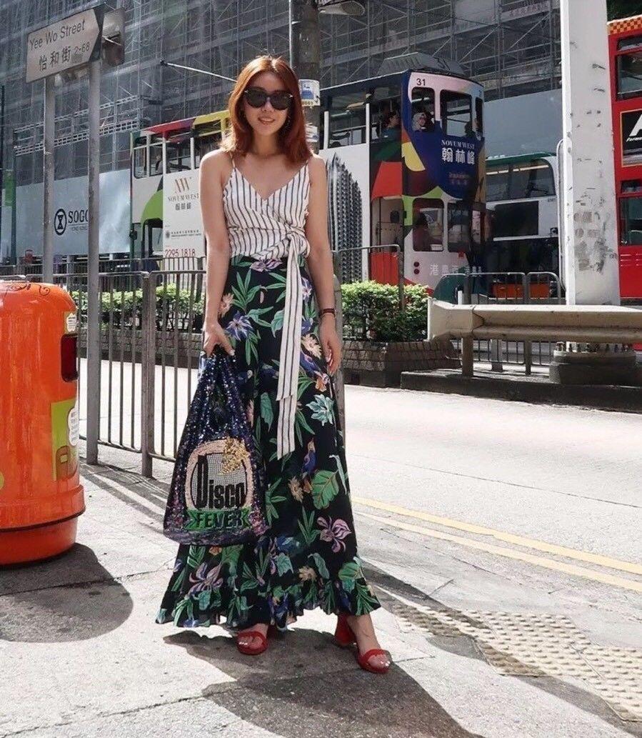 Zara Floral Printed Wide Leg Trousers Größe LARGE BNWOT