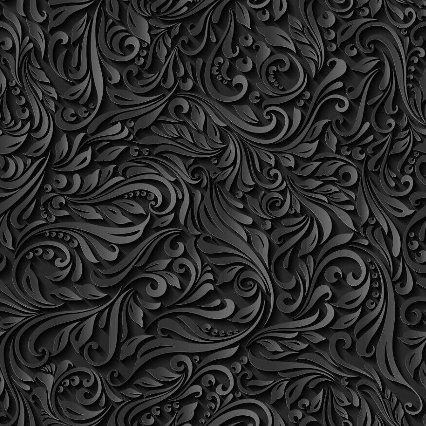 3D 3D 3D Schwarz Mode Muster 7 Tapete Wandgemälde Tapete Tapeten Bild Familie DE Lemon | Ausgezeichnet (in) Qualität  | Stilvoll und lustig  |  fb78fa