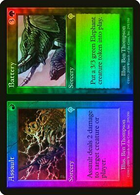 Fires of Yavimaya Invasion PLD Red Green Uncommon MAGIC MTG CARD ABUGames