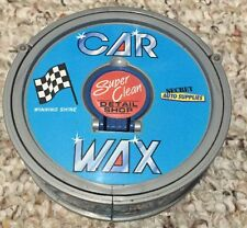 1989 Micro Machines Car Wax/Detailing Shop