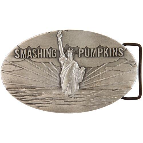 Smashing Pumpkins Statue Of Liberty Belt Buckle