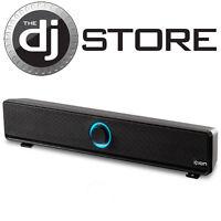 Ion Air Lp Speaker Wireless Stereo Soundbar Bluetooth Speaker (new)