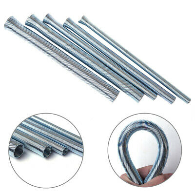 1//2 5 Pieces Spring Tube Benders Tubing Benders Spring for Pipe O.D.1//4 5//8 Inch Tube Bender Kit for Copper Aluminum Thin Wall Steel Tubing 3//8 5//16
