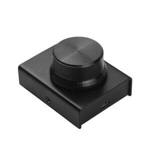 USB-Lautstaerkeregler-Der-Computer-Audio-Lautstaerkeregler-unterstuetzt-Win-7-8-10