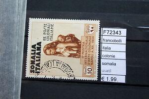 FRANCOBOLLI-ITALIA-COLONIE-SOMALIA-USATI-F72343