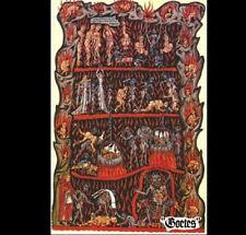 Necrostuprum / Satanic Torment – Goetes (CASSETTE, 2013) Black Metal