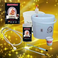 Complete Beer Making Kit - Christmas Ale - Perfect All In One Homebrew Gift Set