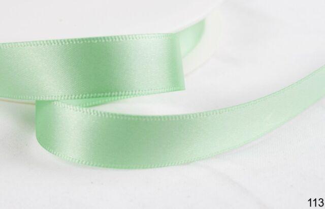 Full Reel SHINDO SATIN Double Faced Ribbon Oeko-Tex