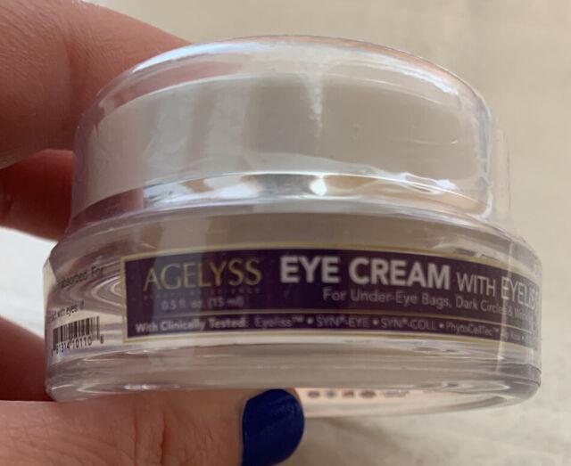 Agelyss Eye Cream With Eyelids For Under-Eye Bags, Dark ...