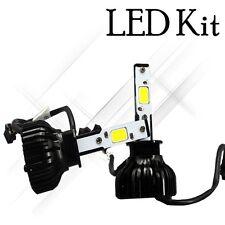 LED H3 High Power COB LED Xenon HID Headlight Conversion kit 6000k White Light