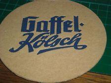 sottobicchiere beer mats birra bierdeckel gaffel kolsch