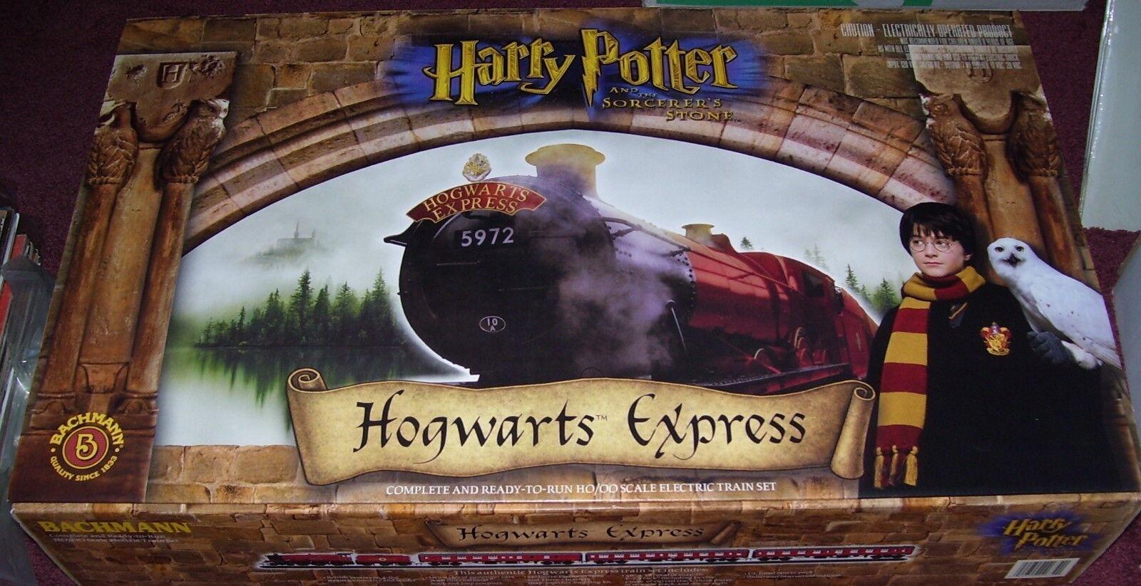 Harry potters hogwarts express zug