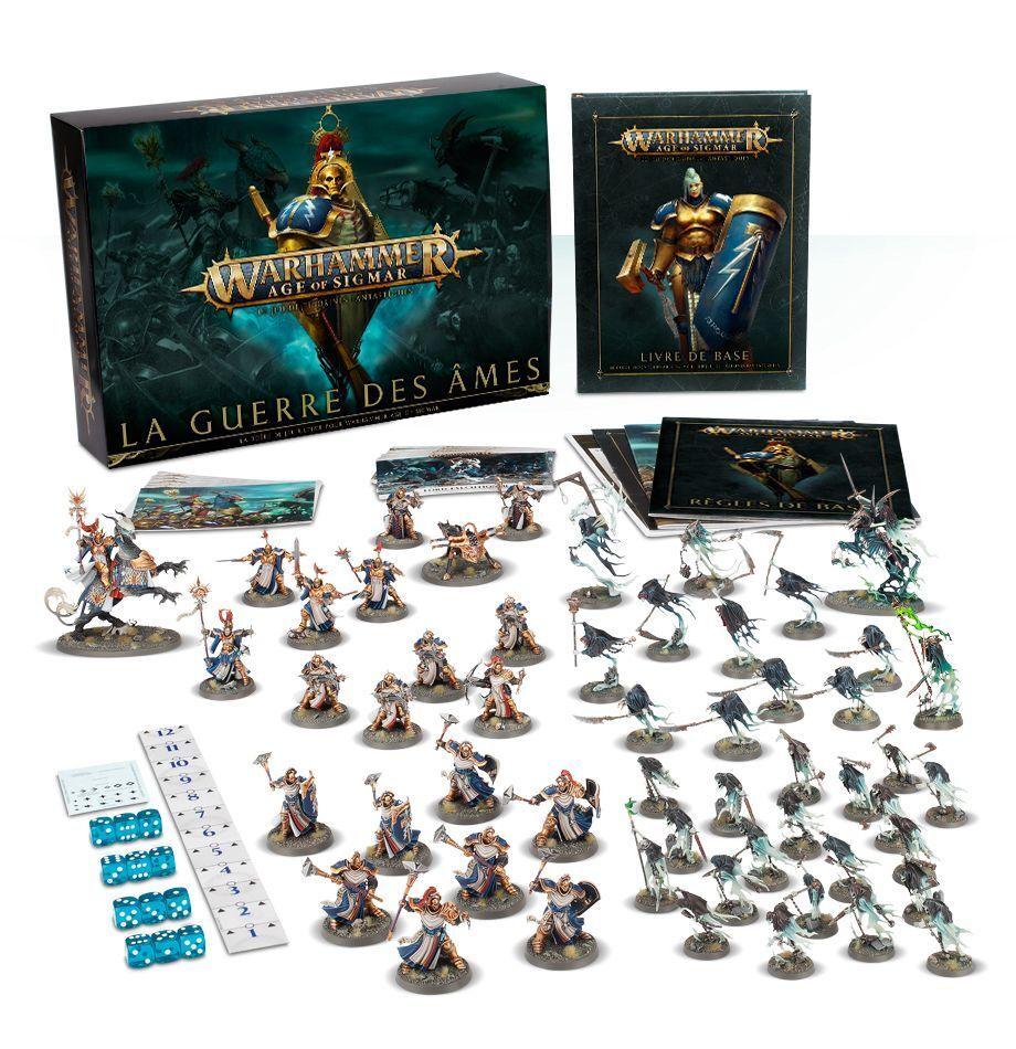La Guerre Des Ames - 80-01-01 - Warhammer Age of Sigmar - Français
