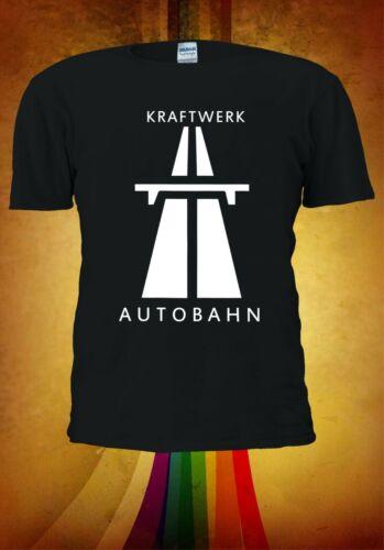 Kraftwark Autobahn German Electronic S-5XL Funny Men Women Unisex T-shirt 2996