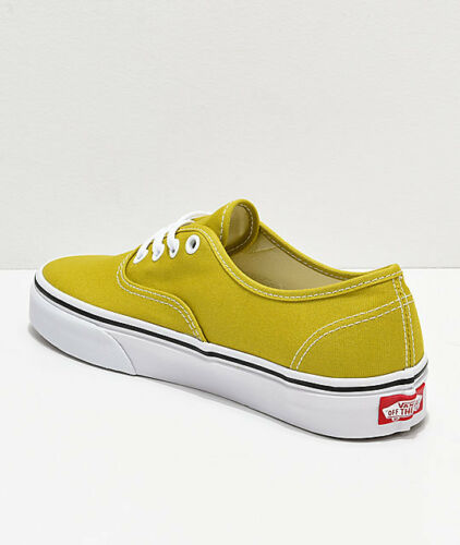 5 Mujer Traje 9 Blancas 11 Hombre Authentic Vans Zapatos Verde ZqW0WB8