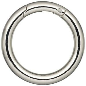 Hook and eye clasp large size. 12 Clasp self closing hook pewter 11x5mm with 5mm jump ring