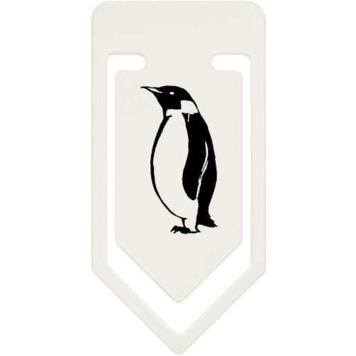 CC004681 /'Pinguin/' Kunststoff-Büroklammern