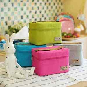 sac isotherme pour pique nique panier repas lunch box ebay. Black Bedroom Furniture Sets. Home Design Ideas