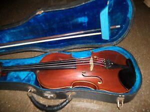 Antique Violin Copie De Antonius Stradivarius Cremonenfis