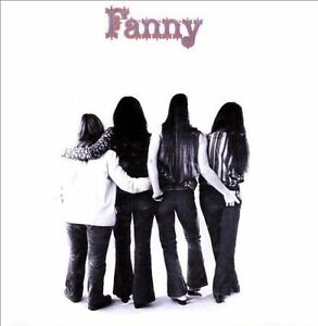Fanny-girl-group-CD-Real-Gone-SEALED-cover-of-Eric-Clapton-George-Harrison-Badge