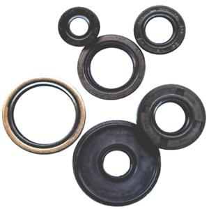 Oil Seal Kit For 2000 Polaris Sportsman 500 6x6 ATV~Winderosa 822143