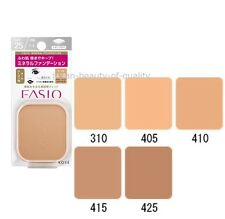 "F/S JAPAN KOSE ☀FASIO☀ Mineral Foundation SPF25 PA++ ""Refill"" - Color 405"