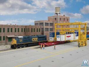Intermodal Yard Pavement HO Kit - Walthers Cornerstone #933-4120