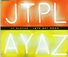 JT PLAYAZ | Lets get down | Very good condition | Music CD | Free shipping