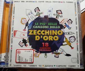 LE-PIU-039-BELLE-CANZONI-DELLO-ZECCHINO-D-039-ORO-CRISTINA-D-039-AVENA-CD