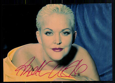 Sonnig Angelika Milster Autogrammkarte Original Signiert## Bc 6426 Moderater Preis Original, Nicht Zertifiziert
