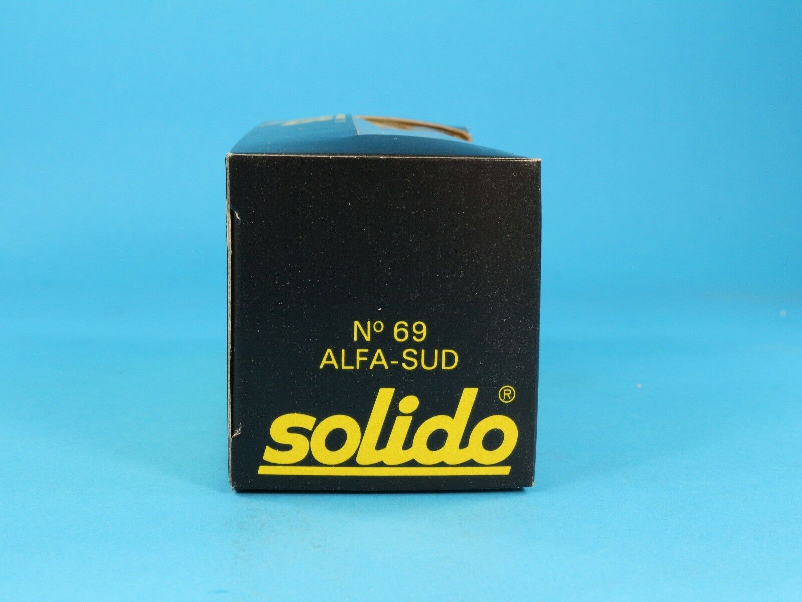 1 1 1 43 SOLIDO N. 69 ALFA ROMEO ALFA SUD TROPHEE FONDO MAGAZZINO NIB [PR3-032] aad870