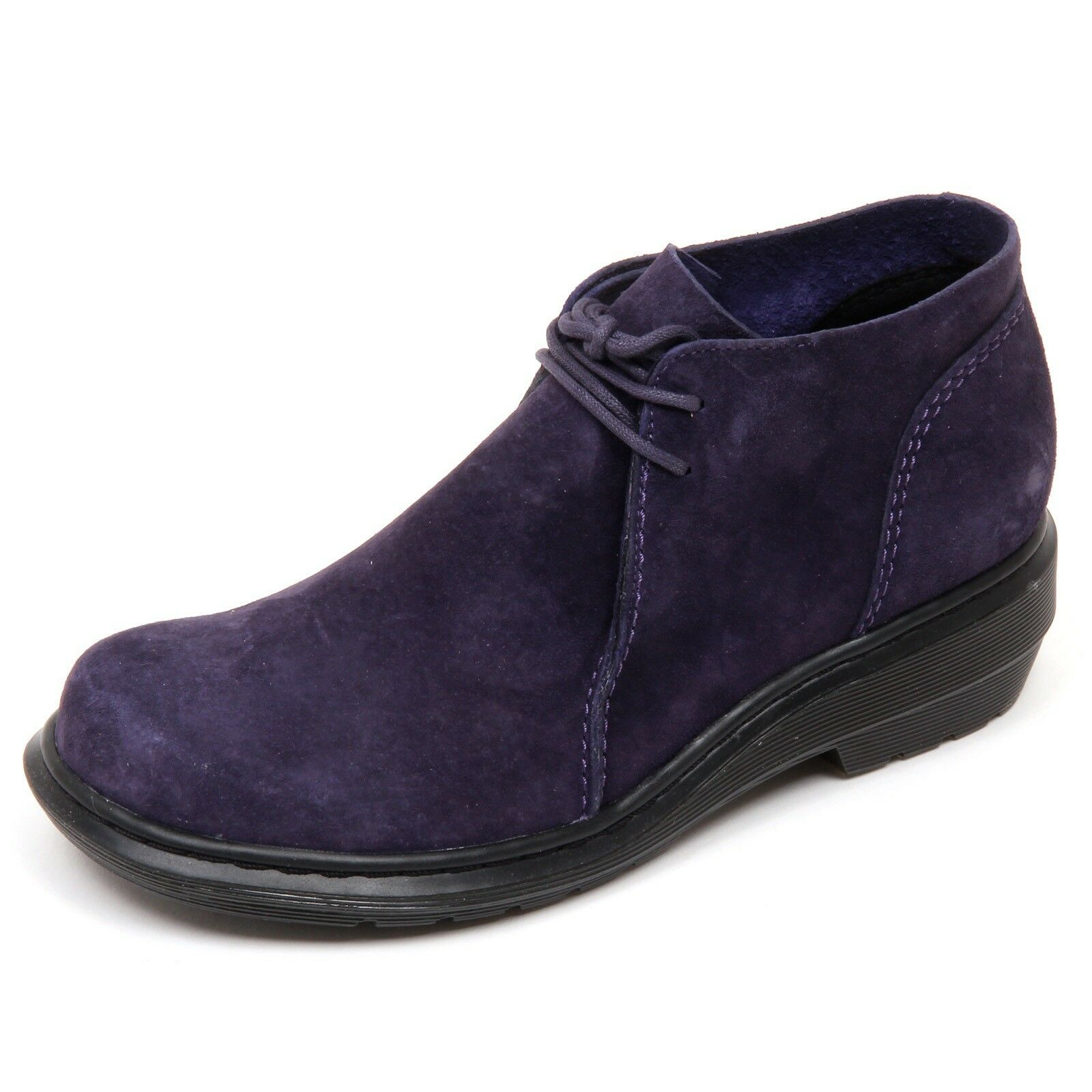 Grandes zapatos con descuento D4600 (without box) polacchino donna purple DR. MARTENS SELIMA boot woman