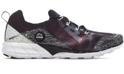 Calzado 5 deportivo Spdr Fusion 2 para Zpump hombre Gimnasio Reebok 10 Unido Negro V72397 0 Reino rwZqE4rz