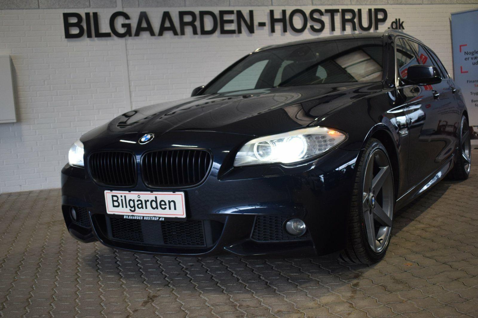 BMW 525d 3,0 Touring M-Sport aut. 5d