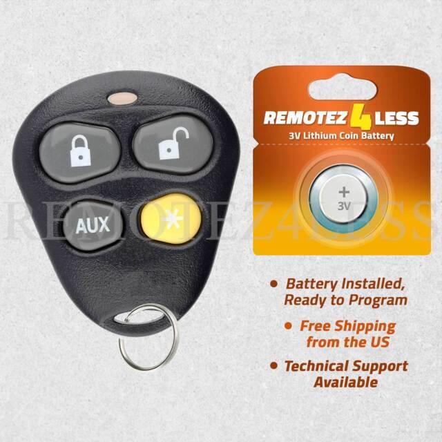 Remote Entry System Kits Viper FCC ID EZSDEI474V keyless remote ...