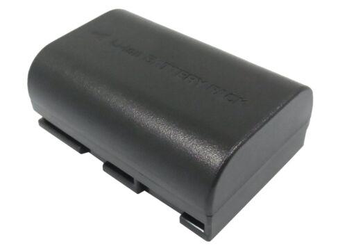 UK Battery for Canon EOS 5D Mark III LP-E6 LP-E6N 7.4V RoHS