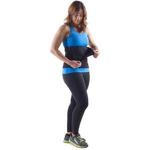 10-034-Exercise-Slimming-Neoprene-Waist-Belt-Shaper-One-Size-Fits-Most-Orange