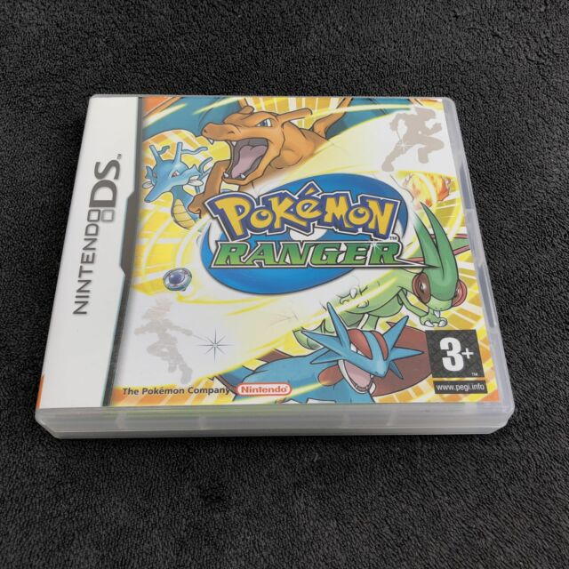Nintendo DS Pokémon Ranger FAH Quasi neuf