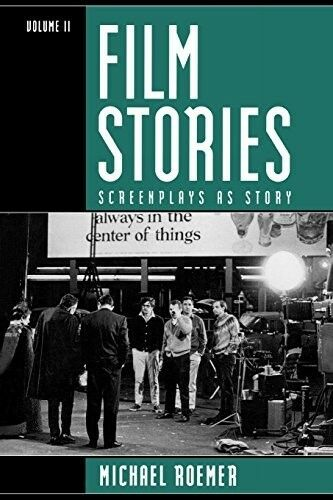 New, 2: Film Stories: Screenplays as Story: v. 2, Roemer, Michael, Book