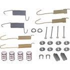 Drum Brake Hardware Kit Rear,Front Wagner H7102