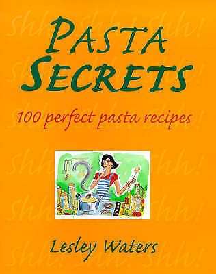 1 of 1 - Essential Pasta Book, Walters, Lesley, Very Good Book