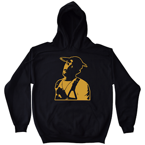 2Pac Tupac Shakur Hoodie To Match Retro Jordans 11 XI PRM Heiress Stingray