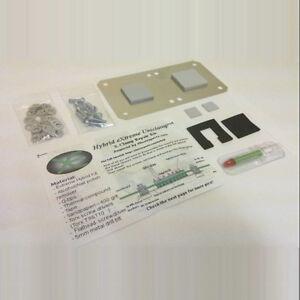 Xbox-360-eXtreme-Hybrid-Uniclamp-RROD-X-Clamp-Reparatur-Kit