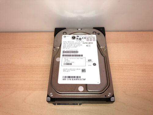 MBA3147RC Fujitsu 146GB 15K 3.5 SAS Hard Drive for Hot-Swap Servers CA06778