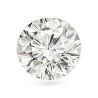 0.035 Ct F Si2 2.0 Mm Round Cut Loose Diamond
