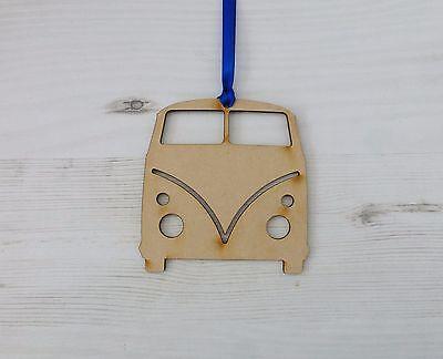 Plaque VW CAMPER VAN SPLIT SCREEN sign MDF Wooden splitty