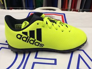 best service 57bf6 ac92a Image is loading Adidas-Shoe-Boy-Soccer-Article-s82421-Mod-x17-