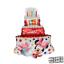 Micky-Maus-Torten-Ballon-30-x-40-cm-Minnie-Disney-Kindergeburtstag-Folienballon Indexbild 4