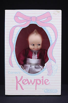 "Cameo's Kewpie 8"" Toy Doll By Jesco New In The Box Plastic Body #867"