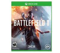 Battlefield 1 (Microsoft Xbox One, 2016)